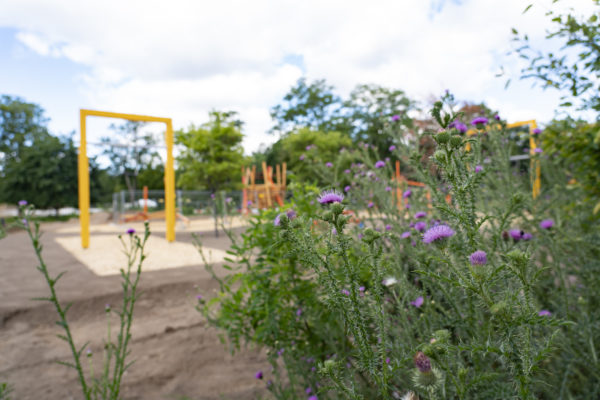 Spielplatz Elementary School