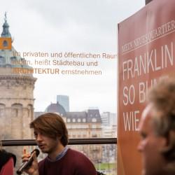 Fragestellungen die FRANKLIN begleiten (Foto: Andreas Henn)