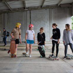 Contest unter der Panzerhalle (Foto:Andreas Henn)
