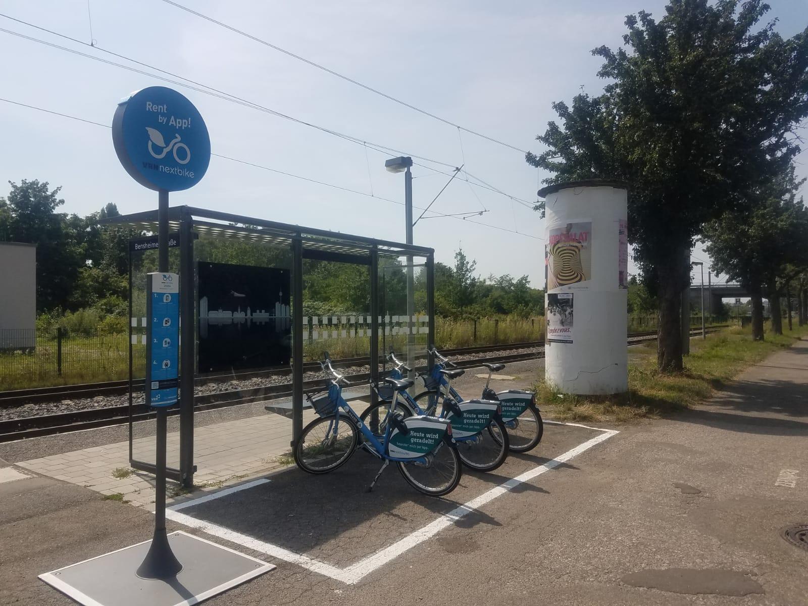 VRNnextbike-Station