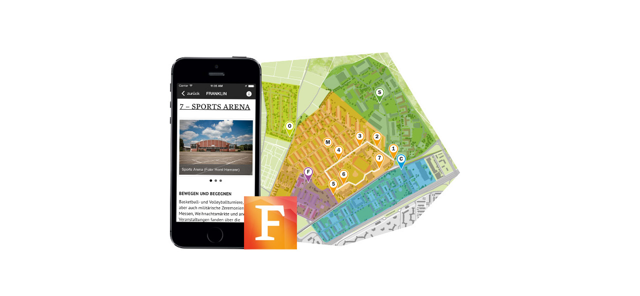 Die FRANKLIN App