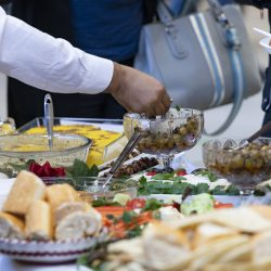 Köstlichkeiten aus aller Welt (Foto: Anette Mueck)