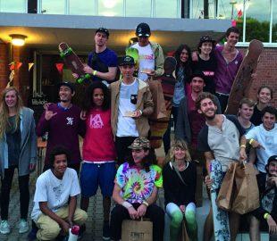 Gewinner der Wettbewerbe des 1. Mannheim Longboard Open