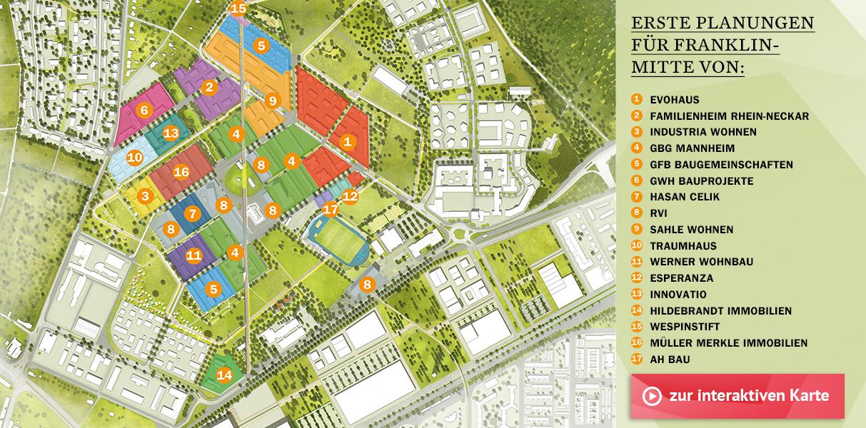 Erste Planung Für Franklin-Mitte