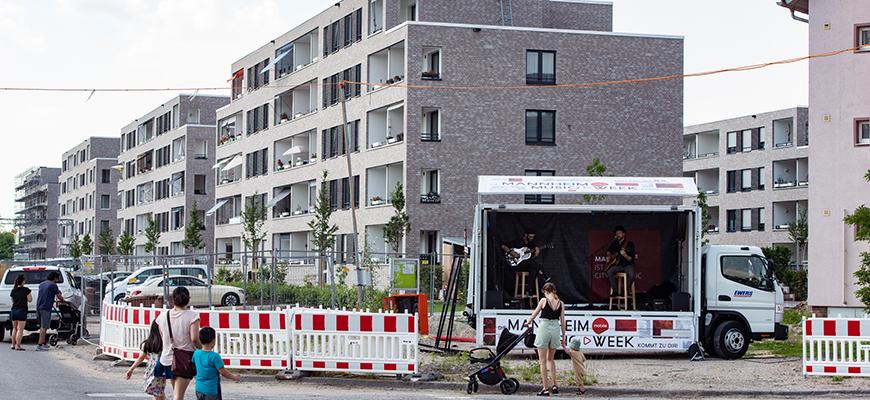 Mannheim Music Week FRANKLIN 2021