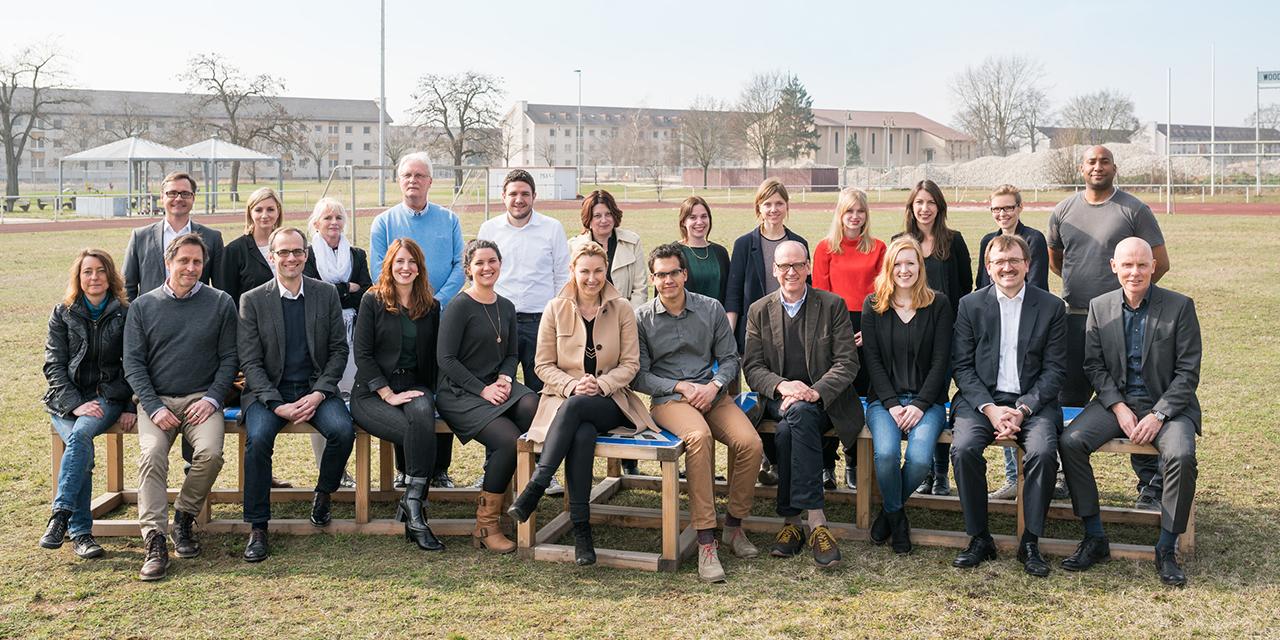 Team der MWSP (Foto:Andreas Henn)